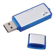 4gb USB digital Voice Recorder dispositivo de grabación de voz grabación grabadora #1219