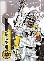 Fernando Tatis Jr All Eras Sports Custom Card 2020