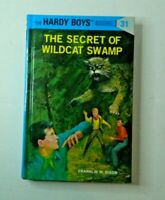 The Secret of Wildcat Swamp (The Hardy Boys, No. 31) by Franklin W. Dixon