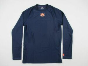 Auburn Tigers Under Armour Long Sleeve Compression Men's New Multiple Sizes