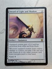 MTG Magic The Gathering Sword of Light and Shadow Darksteel - NM English