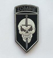 ZOMBIE SLAYER TACTICAL COMBAT KILLER TEAM OUTBREAK RESPONSE SWAT  PATCH