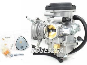 CARBURETOR FOR BOMBARDIER CAN-AM OUTLANDER MAX 400 4X4 XT HO 2003-2008