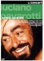 Luciano Pavarotti - In Concert (DVD Ed. Import) Nuovo