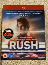 Rush Blu-ray Special Edition Slip Case NEW SEALED