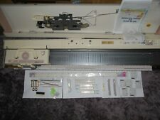 Brother KH-260 Chunky Knitting Machine - With Instructions & Accessories