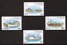 Kiribati 1984 Shipping Corporation MNH set S.G. 219-222