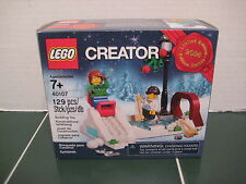 Lego Limited Edition 2014 Holiday Christmas Set #40107