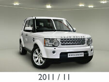 2011 11 Land Rover Discovery 3.0 TD V6 XS 5dr (EXCLUSIVE)