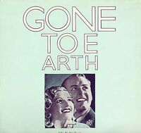 """GONE TO EARTH blinded in love PP 20 T uk probe plus 1986 12"""" PS EX+/EX"""