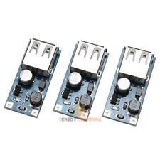 3pc DC Step-up Boost Module USB Power Boost Circuit Board 0.9V 5V to 5V 60V