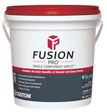 Fusion Pro Single Component Grout - Gallon - Bright White #381 - # FP3811-2T