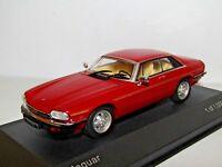 WHITE BOX JAGUAR XJ-S METALLIC RED 1982 1/43 MODEL WB288