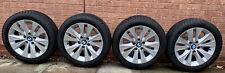 BMW OEM Wheels 225 50 R17 94H Runflat Dunlop Winter Sport M3 E60 E61