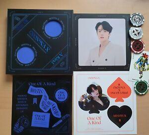 Monsta X 9th Mini Album One Of A Kind Ver. II Minhyuk Inclusions K-Pop