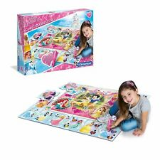 Disney Princess Electronic Giant Floor Jigsaw Puzzle 104 Pieces Toy NEW BOXED