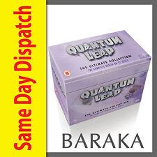 Quantum Leap complete series Season 1, 2, 3, 4 & 5 DVD Box Set R4