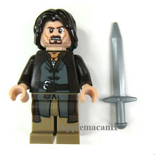 NEW LEGO Lord of the Rings LOTR 9474 Battle Helms Deep ARAGORN Minifigure Figure