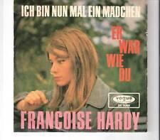 FRANCOISE HARDY - Ich bin nun mal ein Mädchen