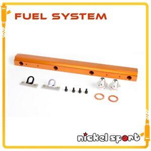 High Volume Fuel Rail Kit For Suzuki Swift M13 M15 M18 Top Feed GOLD