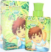 Go Diego Go! for Kids 3.4 oz EDT Spray by Nickelodeon New in Box