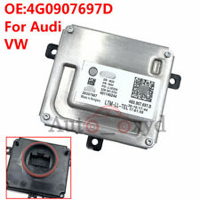 For Audi Q3 Q5 A4 A5 A6 Headlight Computer Module LED Control Unit OE#4G0907697D