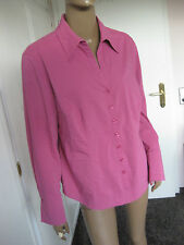 Betty Barclay tolle Bluse 44 pink langarm