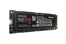 Samsung 250 GB PCIE 960 EVO NVMe M.2 SSD Model MZ-V6E250BW SSD PCI Express