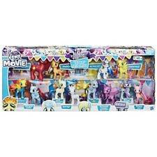 2017 My Little Pony Movie G4 Tru Friendship Festival DJ Pon3 Figure