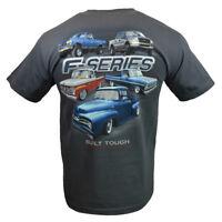 FORD F Series Mens Tee Big Sizes 2XLT-3XLT T Shirt Trucks American Muscle NWT .