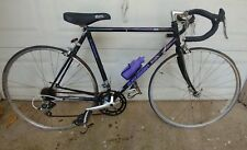 Vintage Raleigh Olympian Technium Aluminum Road Bike ~ 21 in frame