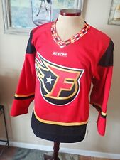 CCM INDIANAPOLIS INDY FUEL Officially Licensed HOCKEY JERSEY ECHL Small NWOT!