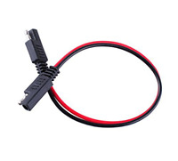 14 Gauge 2 Pin Quick Disconnect Wire Harness Sae Connector Heavy Duty Capacity