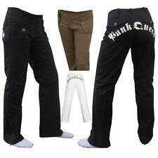 Cotton Cargos Plus Size 30L Trousers for Women