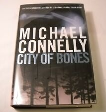 City of Bones (Harry Bosch Novel) SIGNED by Michael Connelly - 1st / 1st (B205)