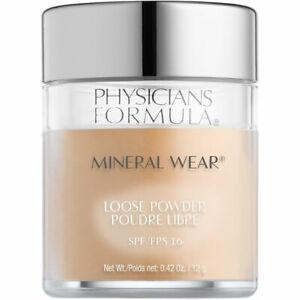 Physicians Formula Mineral Wear Loose Powder - Choose Your Shade