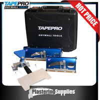 TapePro Finishing Flat Box Kit 2x Blue2 Boxes Recess Plate Shorty Handle BK-2
