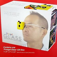 Prank Pack Gift Box Tech Lover Funny Gag Packaging Froogal Glass Technology