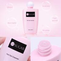 UR SUGAR 100ml Nail Cleanser Liquid Nail Polish Remover Gel Remover