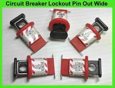 Pin Out - Wide Lockout For Miniature Circuit Breaker MCB