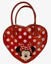 Disney Minnie Maus Tasche Damen Kinder Mädchen Tragetasche Hand Primark