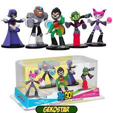 Teen Titans 5-Pack Exclusive Hero World Figures