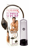 New Classix Power Pump - Male Enhancement Pump