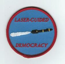 "HMLA-367 ""LASER-GUIDED DEMOCRACY""(THEIR LATEST)  patch"