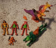 Vintage 1982 Arco Toys The Other World Lot Of (6) Figures