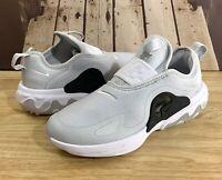 Nike React Presto Extreme (GS) Shoes Grey Foam CD6884 004 Size 6Y / Women's 7.5