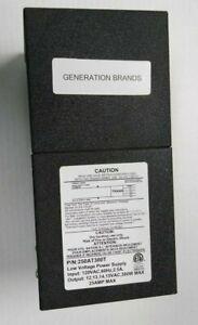 Generation Brands 250AT300T Low Voltage Power Supply 120V Transformer