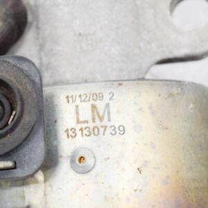 Opel Corsa D côté droit du support moteur 13130739 1,2 essence 63KW 2012