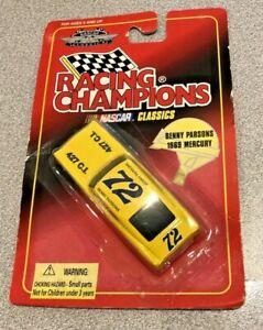 1997 Racing Champions - NASCAR Classics - 1969 Mercury - #72 Benny Parsons