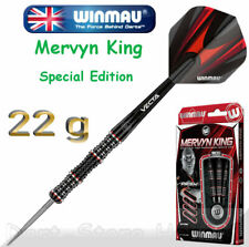 "2214 WINMAU Steeldarts ""MERVYN KING"", 22g, Special Edition 2020"